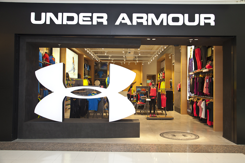 Projeto - Under Armour